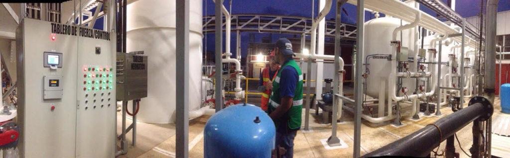 Filtración de orgánicos