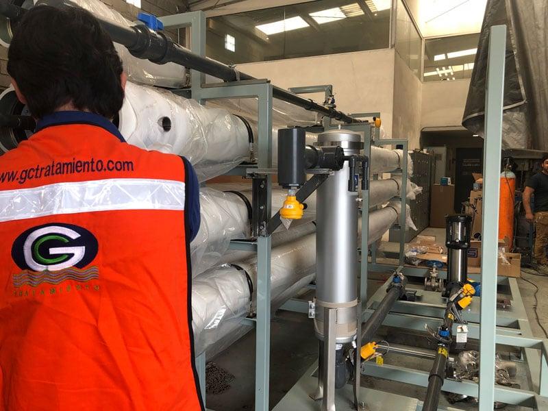 tratamiento de agua outsourcing