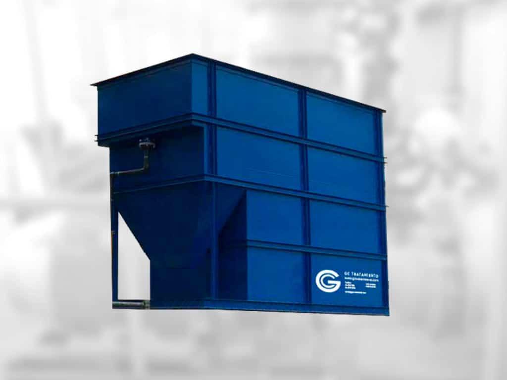 PTAR: sistema para tratamiento de agua residual