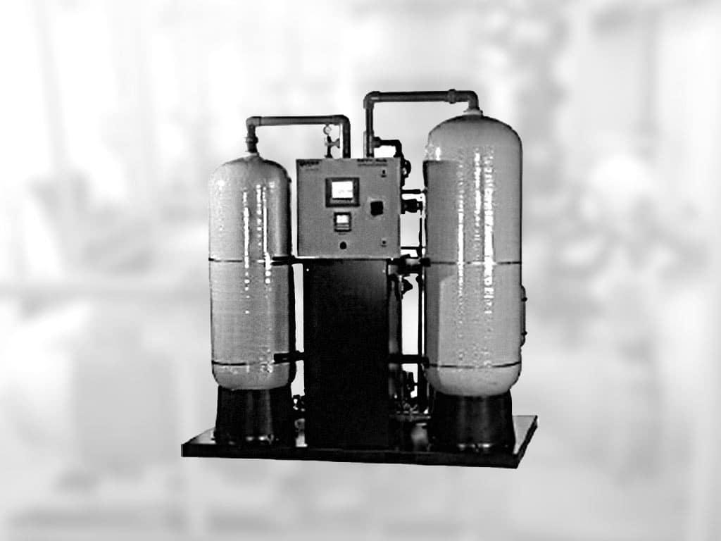 GCT-DIEX: sistema de deionización para reducir carga de TDS en el agua