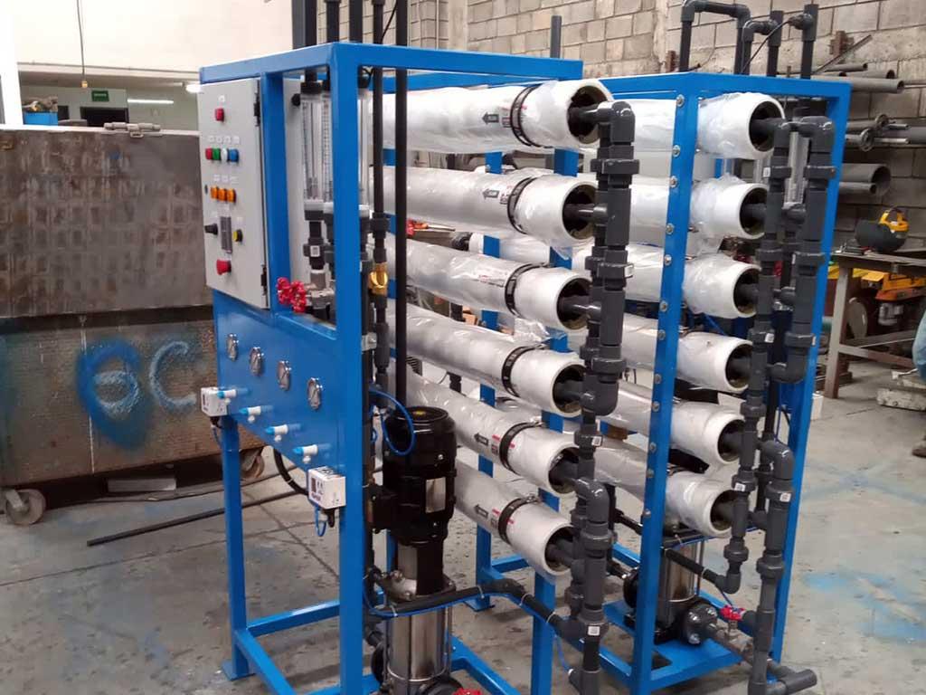 Osmosis inversa: el mejor sistema para desalinización del agua de mar