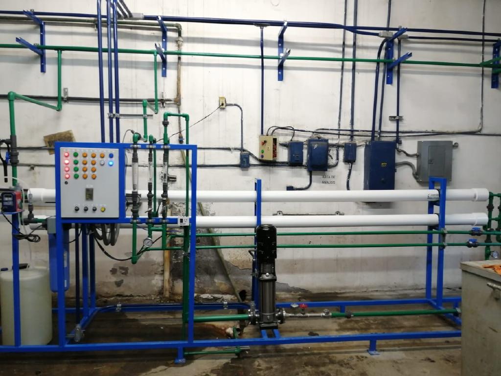 Cómo generar agua ultrapura de la calidad para tu industria