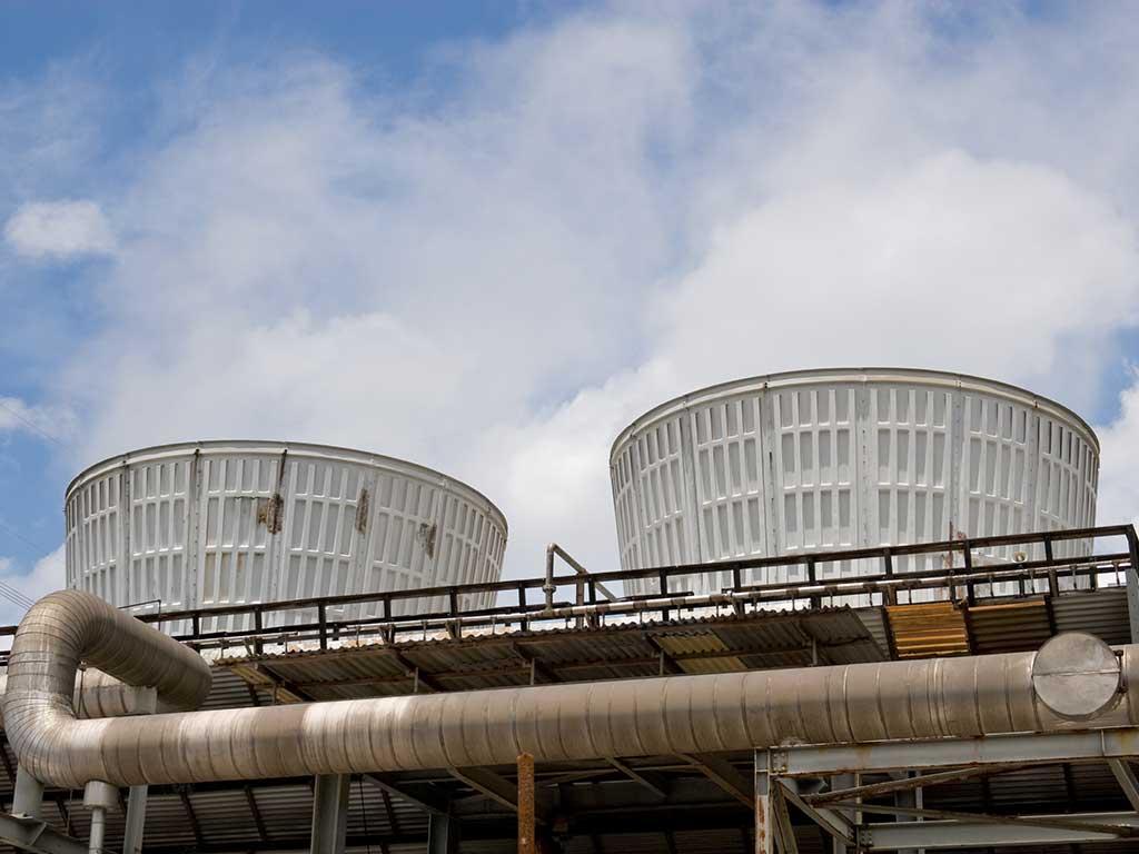 4 beneficios de las torres de enfriamiento