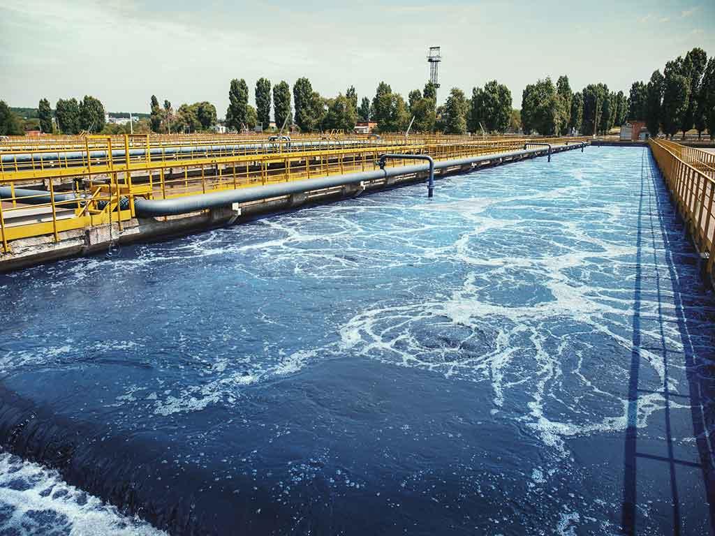 Conoce las etapas del tratamiento de aguas residuales