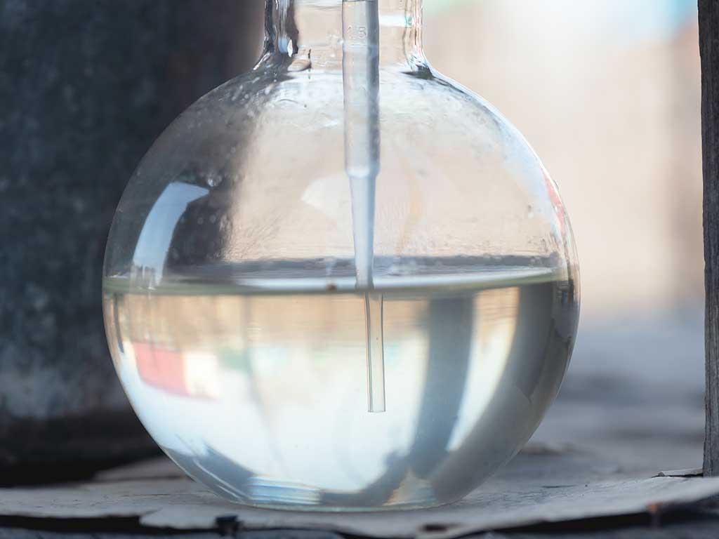 Cómo tratar agua de pozo para consumo humano