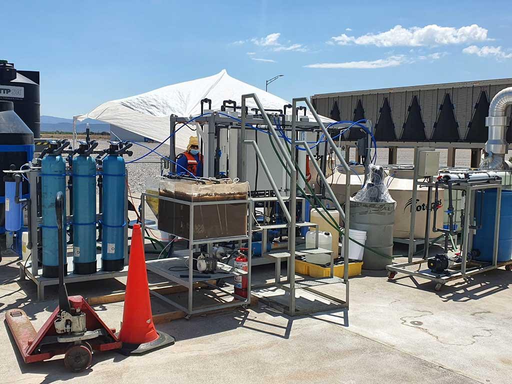 Importancia de una planta piloto para el tratamiento de aguas residuales